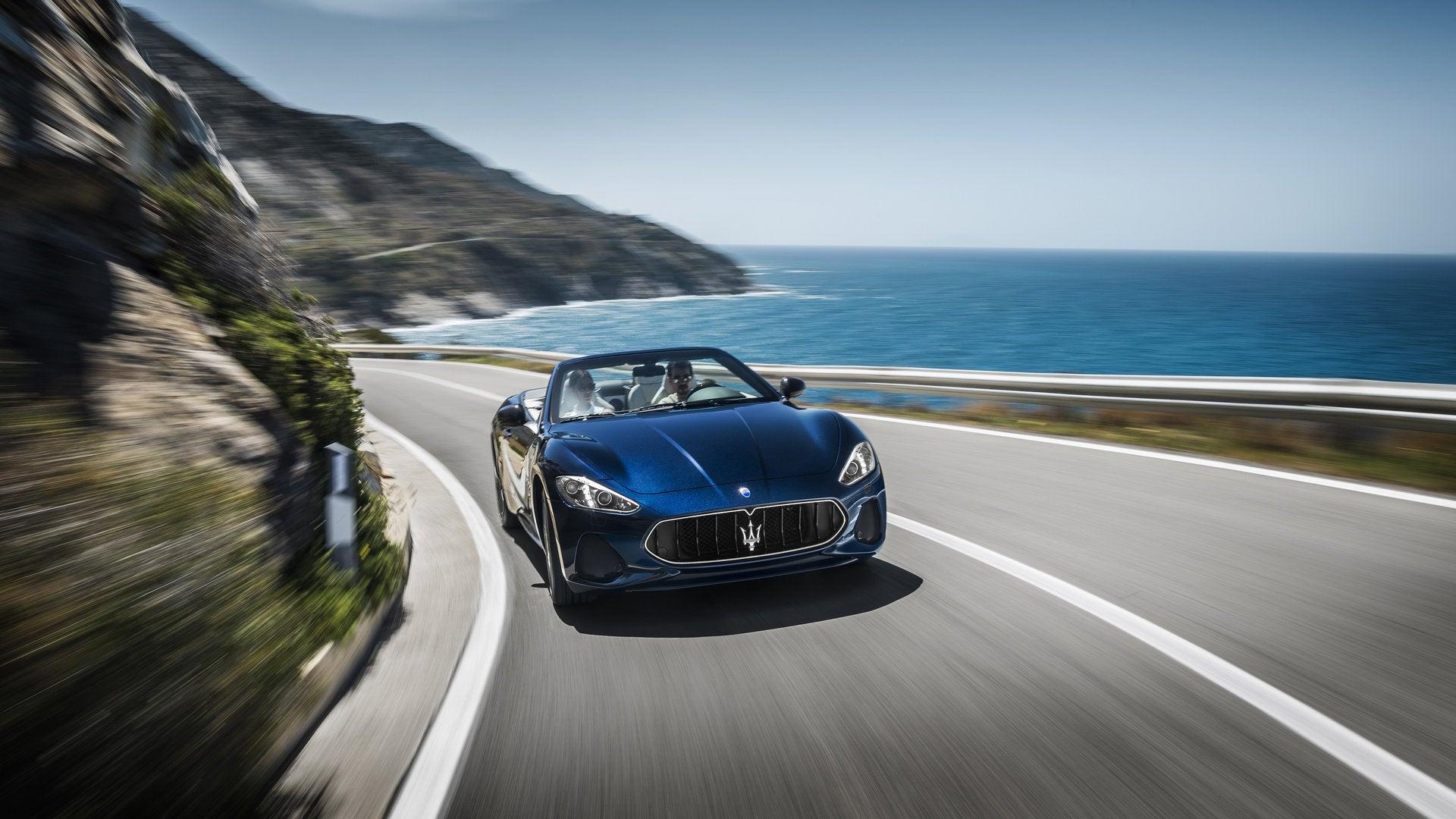 2019 Maserati Gt Convertible